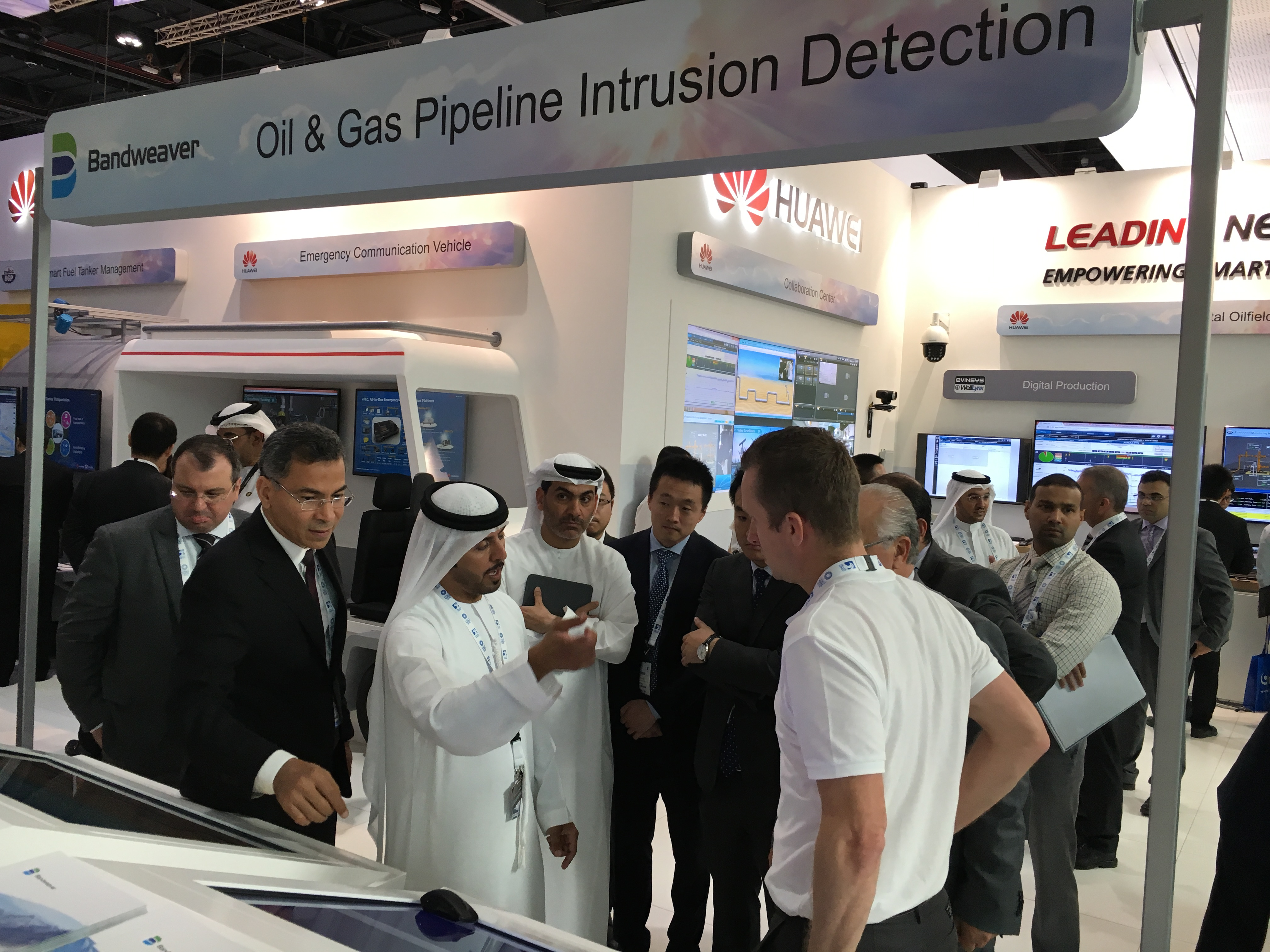 Bandweaver meets ADNOC Group